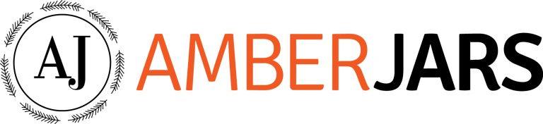 Amber Jars Logo